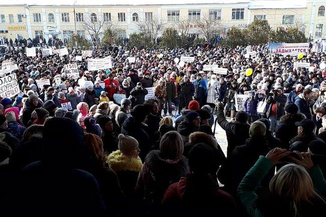 Организатора акций против полигона «Ядрово» арестовали на15 суток
