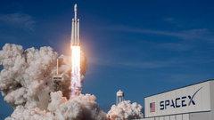 SpaceX запустила Falcon 9  со спутниками для раздачи интернета