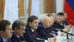 Депутаты Воронежской облдумы обсудили социально-экономическое развитие области с правительством региона