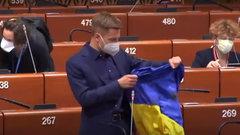 Ловушка для Меркель и нарушение регламента: делегация Украины опозорилась в ПАСЕ