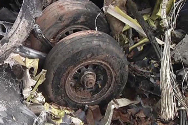 СМИ говорили о погибели 5 человек при крушении самолета наМадагаскаре