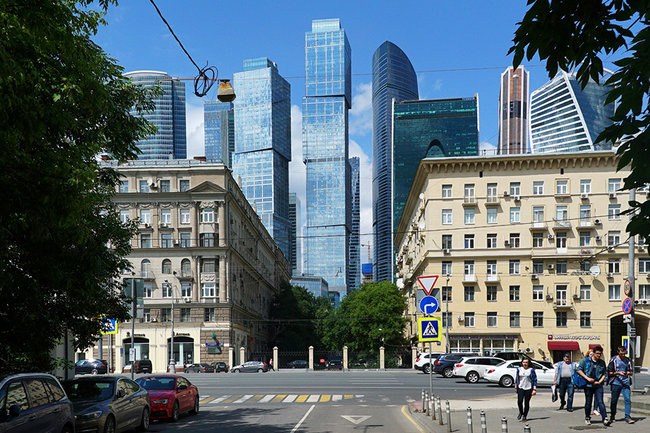 реновация Москва
