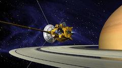 Зонд Cassini прекратил существование
