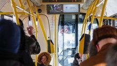В Волгограде проезд в городском транспорте подешевел на 6 рублей