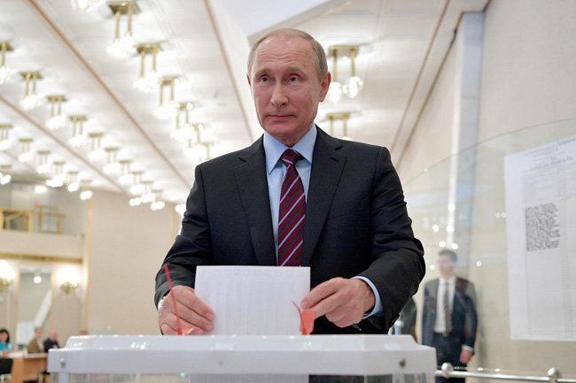 Ябуду выдвигать свою кандидатуру надолжность Президента— Владимир Путин