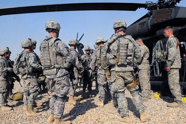 США хотят  заменить своих военных вСирии арабскими союзниками