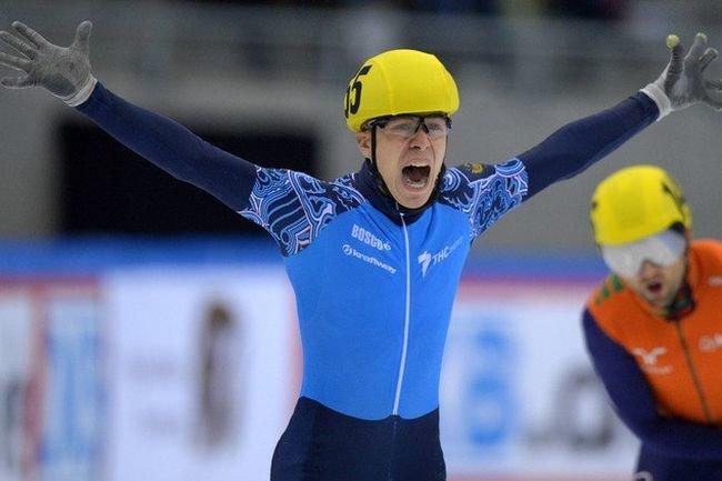 Семен Елистратов принес России первую медаль ОИ-2018
