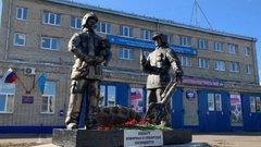 В Ангарске появился памятник пожарным-спасателям