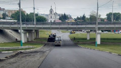 Путепровод в Читинском районе отремонтировали досрочно