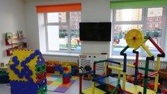 В симферопольском детсаду открыли новый модульный корпус за 82 миллиона рублей