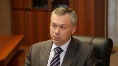 Новосибирский губернатор проверил работу нового МФЦ