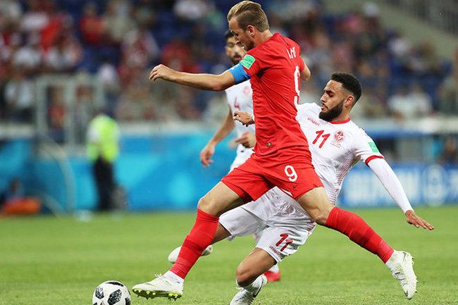 Англия Тунис