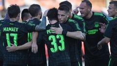 В 1/8 финала Лиги Европы «Краснодар» встретится с «Валенсией»