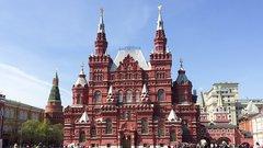 Репетиция парада ограничит движение вцентре Москвы