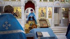 В Архангельск прибыла частица Пояса Пресвятой Богородицы