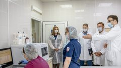 Поликлиники Курской области возобновили диспансеризацию населения