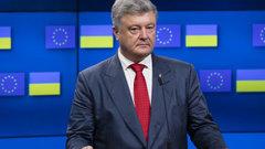 Порошенко начал готовить пути отхода с Украины