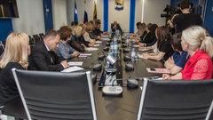 Больной вопрос - субсидирование оплаты проезда обсуждали в Думе Сургута