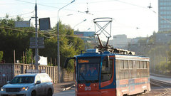 Общественный транспорт Перми перешел на расписание выходного дня