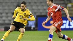 «Головин подвел»: Россия вдесятером проиграла бельгийцам в отборе на Euro-2020