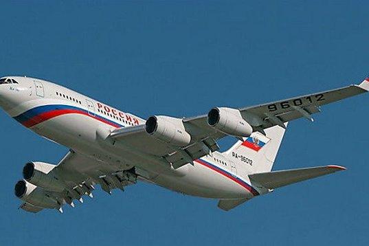 Самолёт Россия