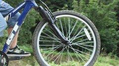 Акция по сбору велосипедов для нуждающихся семей проходит в Иркутске