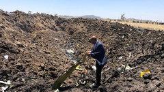 Reuter: все 157 пассажиров боинга, разбившегося в Эфиопии, погибли