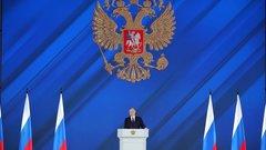 Почему Путин не упомянул Донбасс в своем послании