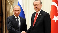 На выборах президента Турции проголосовали за Путина