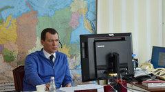 Дегтярев клянется, что будет летать из Хабаровска только экономом