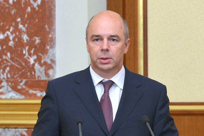 Антон Силуанов