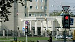 В Минске задержали нападавших на российское посольство