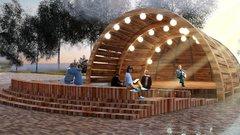 В Сургутском районе обновят территорию бардовского фестиваля в Высоком мысе