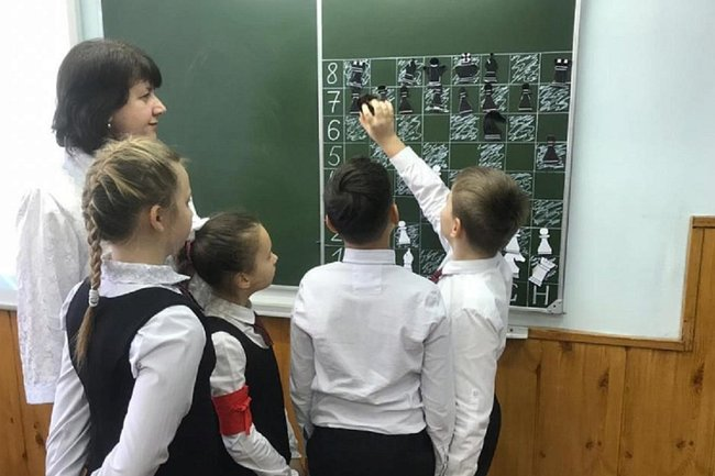 Учитель шахмат