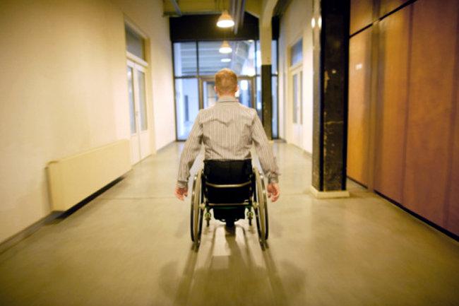 Женщина инвалид для секса киев