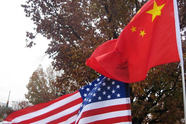 США и Китай ведут торговую войну
