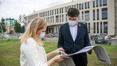 Жители Ноябрьска предложили 21 идею благоустройства города