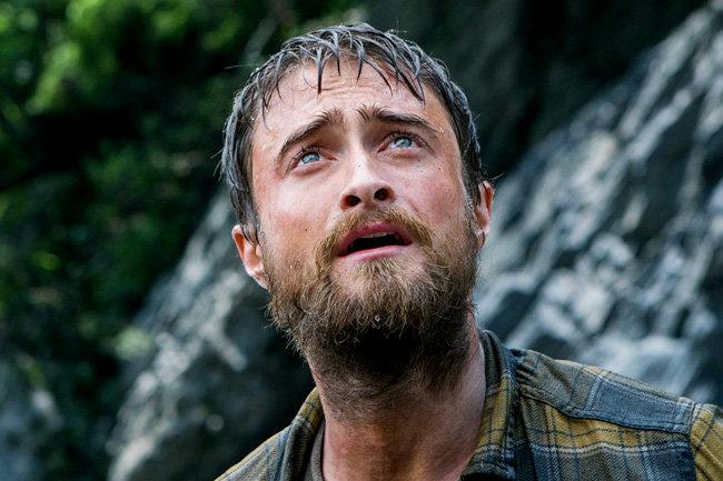 """""""Джунгли"""": как Дэниель Рэдклифф выживает в лесах Амазонки"""