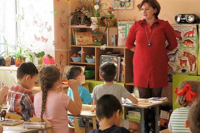 детский сад  Киров