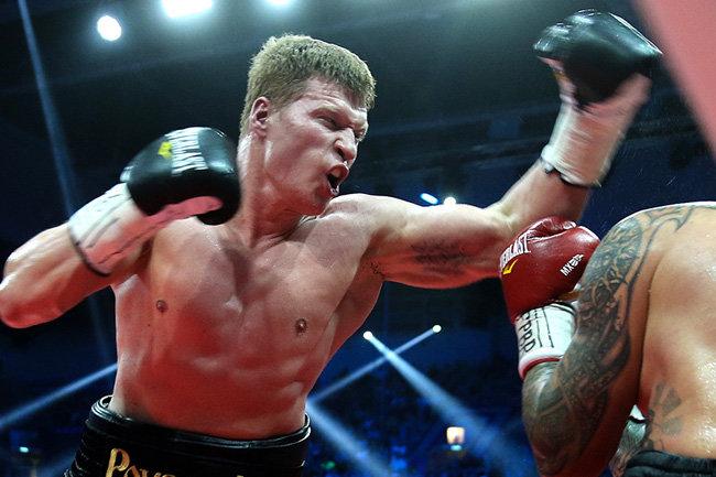 Всемирный боксёрский совет отменил дисквалификацию Александра Поветкина