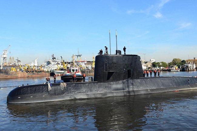 Министр обороны Аргентины подтвердил гибель экипажа подлодки San Juan