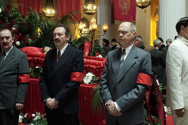 Минкультуры поделилось пиратской копией «Смерти Сталина»