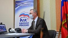 Губернатор Калужской области Владислав Шапша провел прием граждан по личным волросам