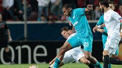 «Зенит» проиграл «Севилье» в четвертьфинале Лиги чемпионов