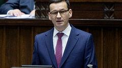 Премьер Польши поставил Хмельницкого в один ряд с Гитлером