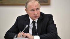 Путин вручил звезду Героя России семье погибшего в Сирии майора Филипова