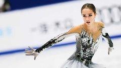Загитова выиграла чемпионат России по фигурному катанию