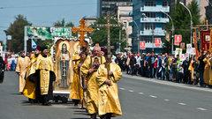 Из-за Крестного хода в Новосибирске перекроют дороги
