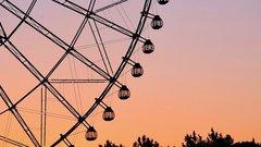 В сочинском парке появится колесо обозрения диаметром 35 метров