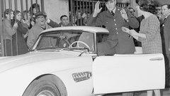 BMW отреставрировала родстер Элвиса